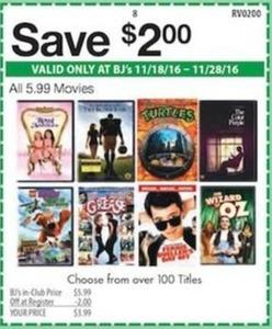 $5.99 Movie