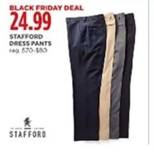 Men's Stafford Dress Pants