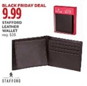Stafford Leather Wallet