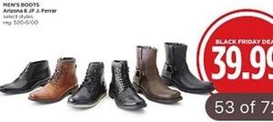 JF J. Ferrar Men's Boots