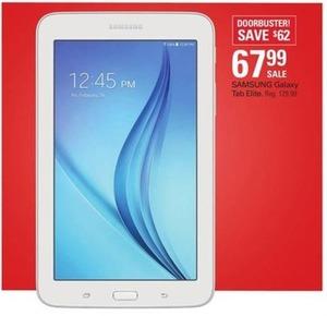 Samsung Galaxy Tab Elite