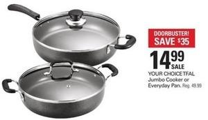 Jumbo Cooker or Everyday Pan