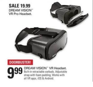 Dream vision VR Pro Headset