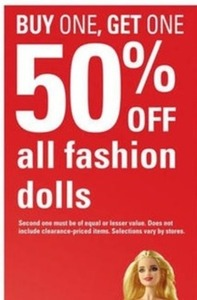 All Fashion Dolls
