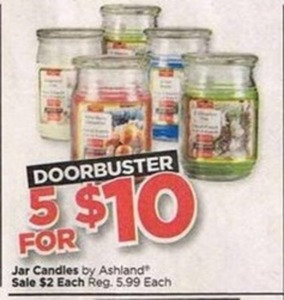 Ashland Jar Candles