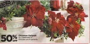 Celebrate It Christmas Garlands