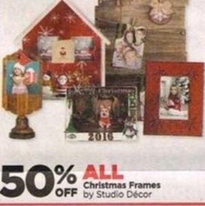 All Christmas Frames by Studio Decor