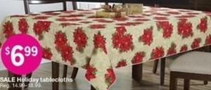 Holiday Tablecloths