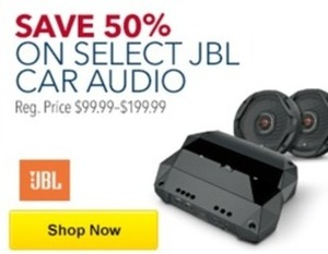 Select JBL Car Audio