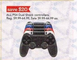 All PS4 Dual Shock Controllers