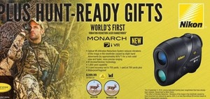 Nikon Monarch 7i VR Rangefinder