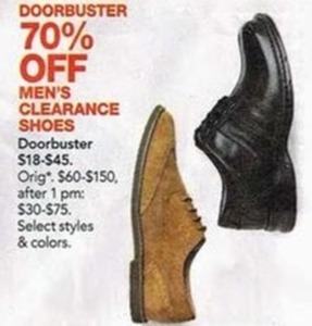 Men's Clearance Shoes