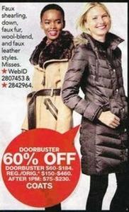Select Coats