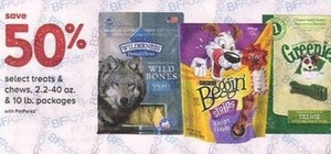 Select Treats & Chews
