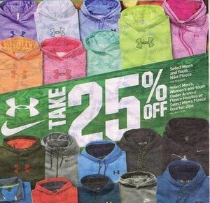 Select Men's & Youth's Nike Fleece
