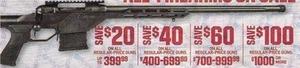 All Regular-Priced Guns
