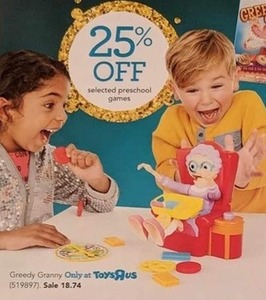 Select Preschool Games