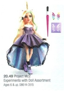 Project Mc2 Experiments With Doll Assortment