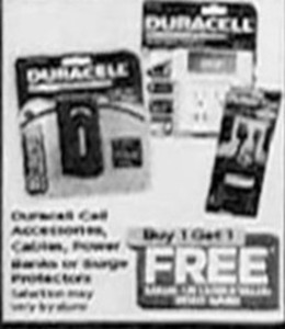 Duracell Accessories