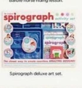 Spirograph Deluxe Art Set