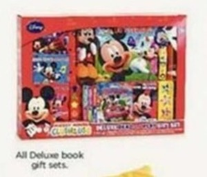 All Deluxe Book Gift Sets