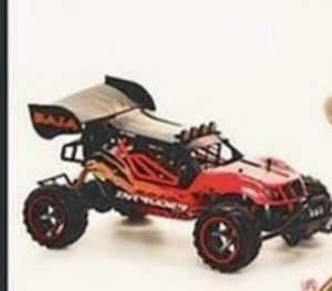 1:6 Scale RC Intruder Buggy
