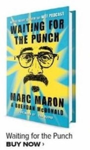 Waiting for the Punch by Marc Maron & Brendan McDonald