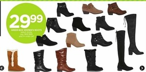 Green Box Women's Boots