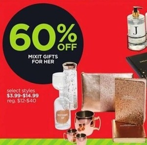 Mixit Gifts for Her - Select Styles