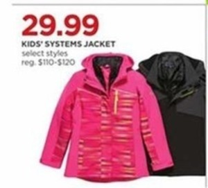 Girls' Systems Jacket