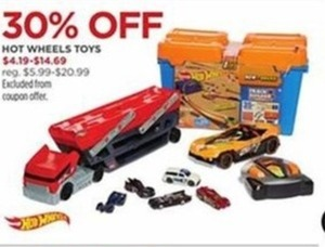 Hot Wheels Toys