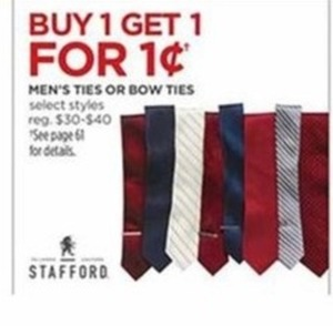 Men's Ties or Bow Ties