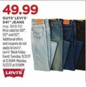 Mens'  Levi's 541 Jeans