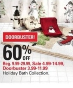 Holiday Bath Collection
