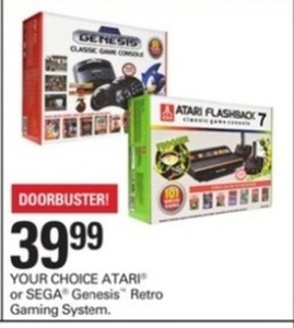 Sega Genesis Retro Gaming System