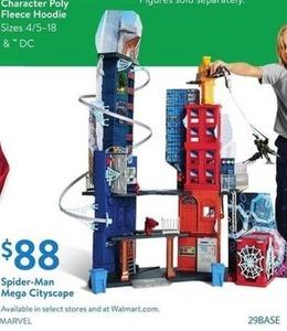 Spider-Man Mega Cityscape