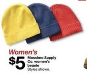 Mossimo Supply Co. Women's Beanie