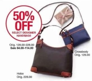 Select Designer Handbags