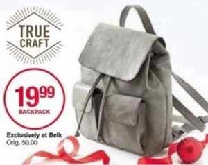 True Craft Backpack