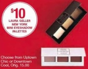 Laura Geller New York Mini Eyeshadow Palettes
