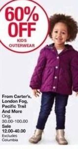 Select Kids Outerwear