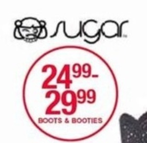 Sugar Boots and Booties