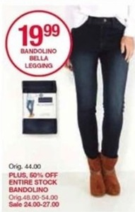 Bandolino Bella Legging