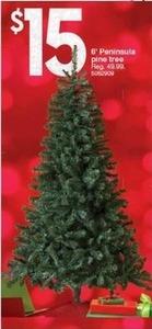 6' Peninsula Pine Tree