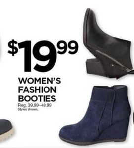 Women's Fashion Booties