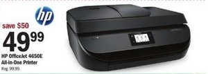 Hp Officekt 4650 E All-in-One Printer