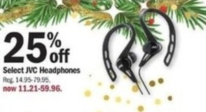 Select Jvc Headphones