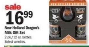 New Holland Dragon's Milf Gift Set