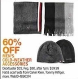 Men's Cold-Weather Accessories