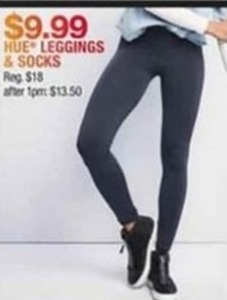 Hue Leggings & Socks